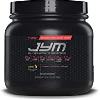 JYM Supplement Science, POST JYM Active Matrix, Lemonade, Post-Workout with BCAA's, Glutamine, Creatine HCL, Beta-Alanine, L-Carnitine L-Tartrate, Betaine, Taurine, and more, 30 Servings