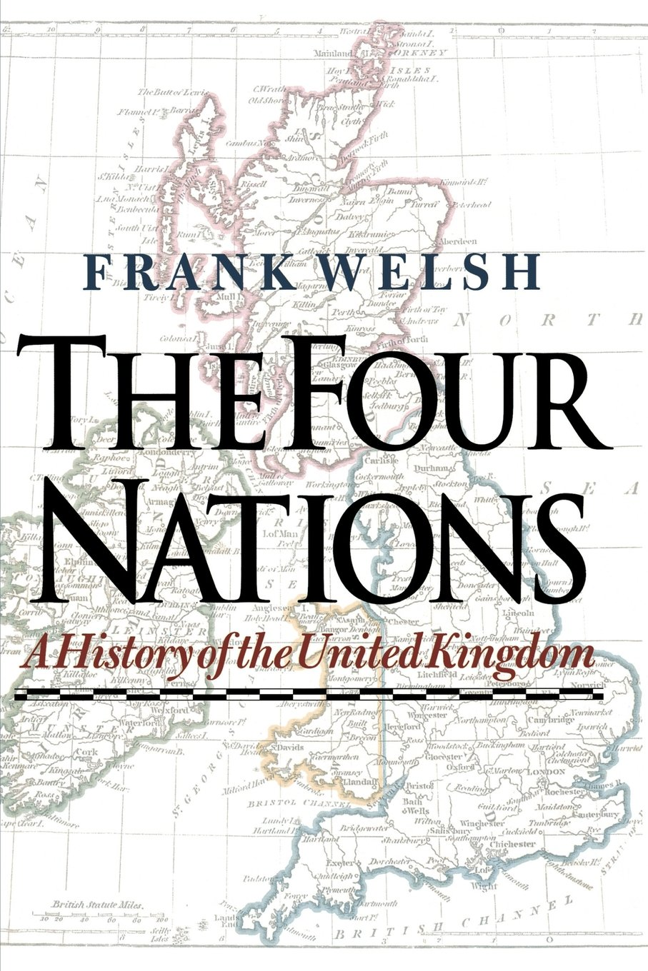 Download The Four Nations: A History of the United Kingdom PDF