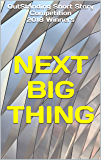 NEXT BIG THING: 2018 Winners