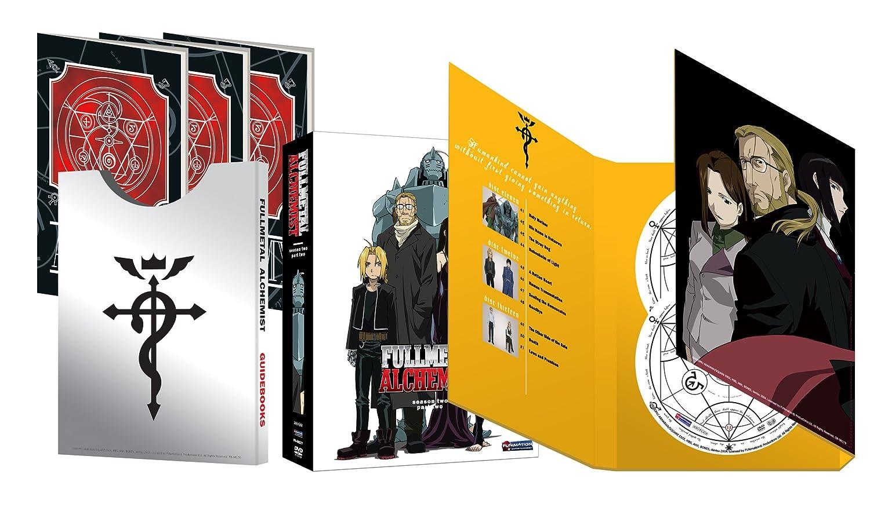 Fullmetal Alchemist Season Two Part Two DVD Reino Unido: Amazon.es: Cine y Series TV