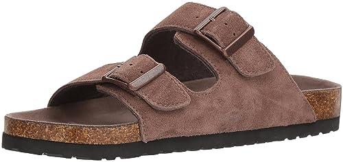 5a7d755d48d Dr. Scholl s Shoes Fin Sandalia de Meter para Hombre  Amazon.com.mx ...