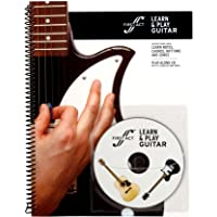 Learn & Play Guitar Book with Audio by First Act - M2LPG1
