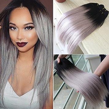 Schwarz Graue Haare Graue Haare Wachsen Lassen Grau