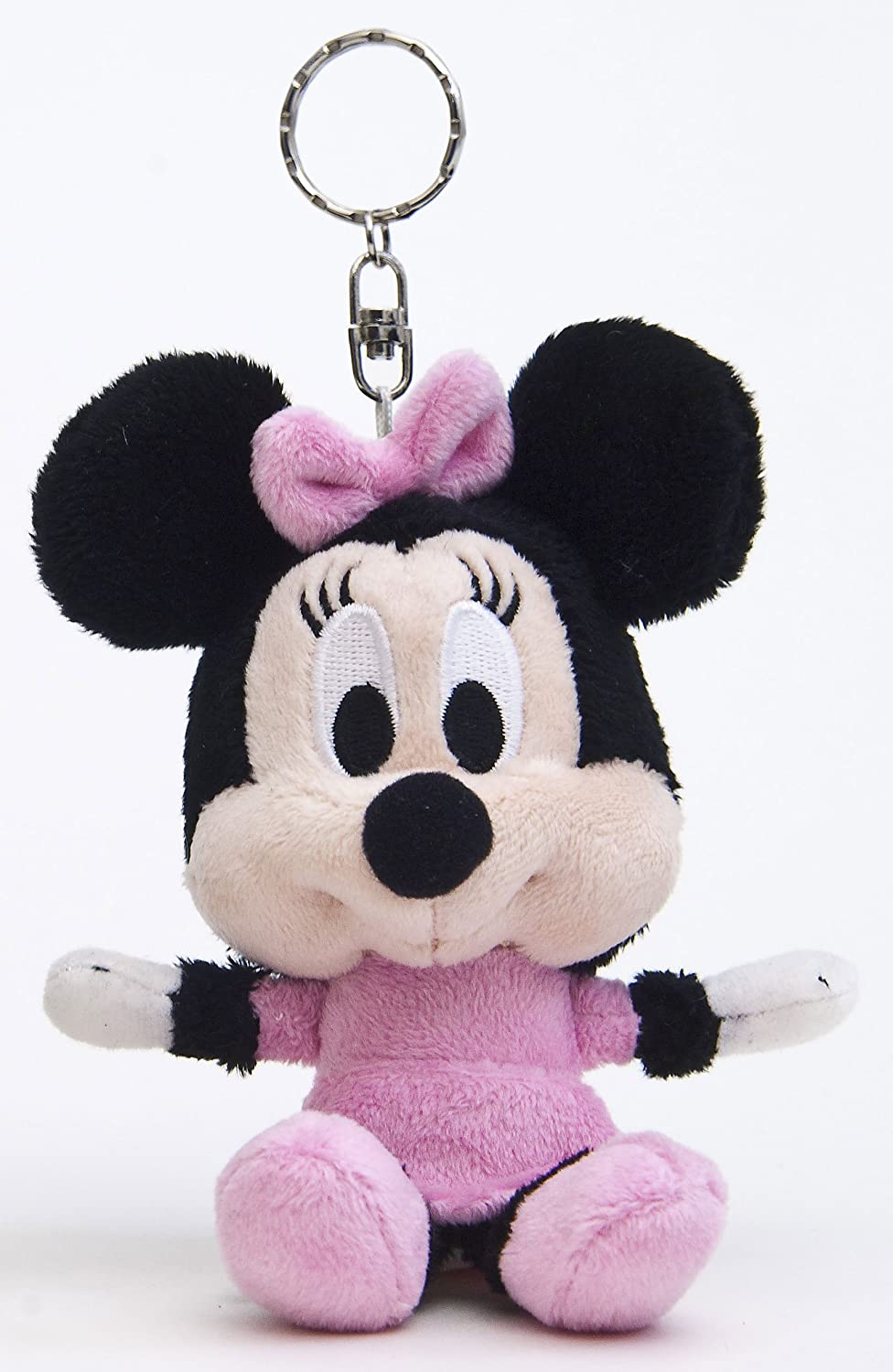 Mickey & Friends 900750 - Llavero de Minnie de peluche (10 ...