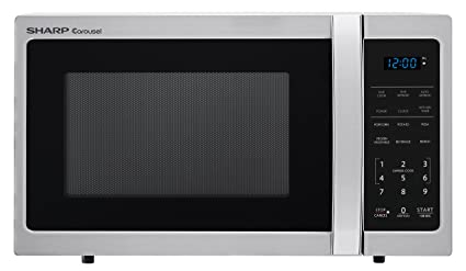 red ovens oven series ft in pin cu nostalgia retro microwave countertop
