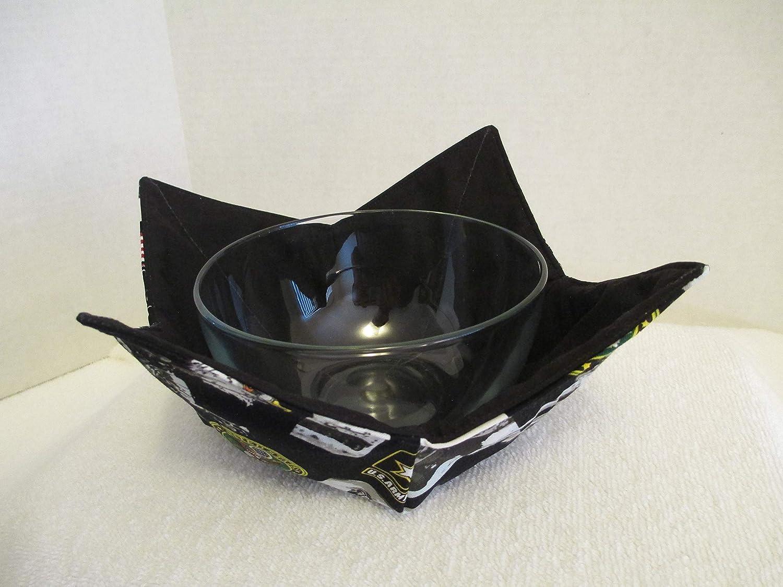 US Army Soup Bowl Pot Holder