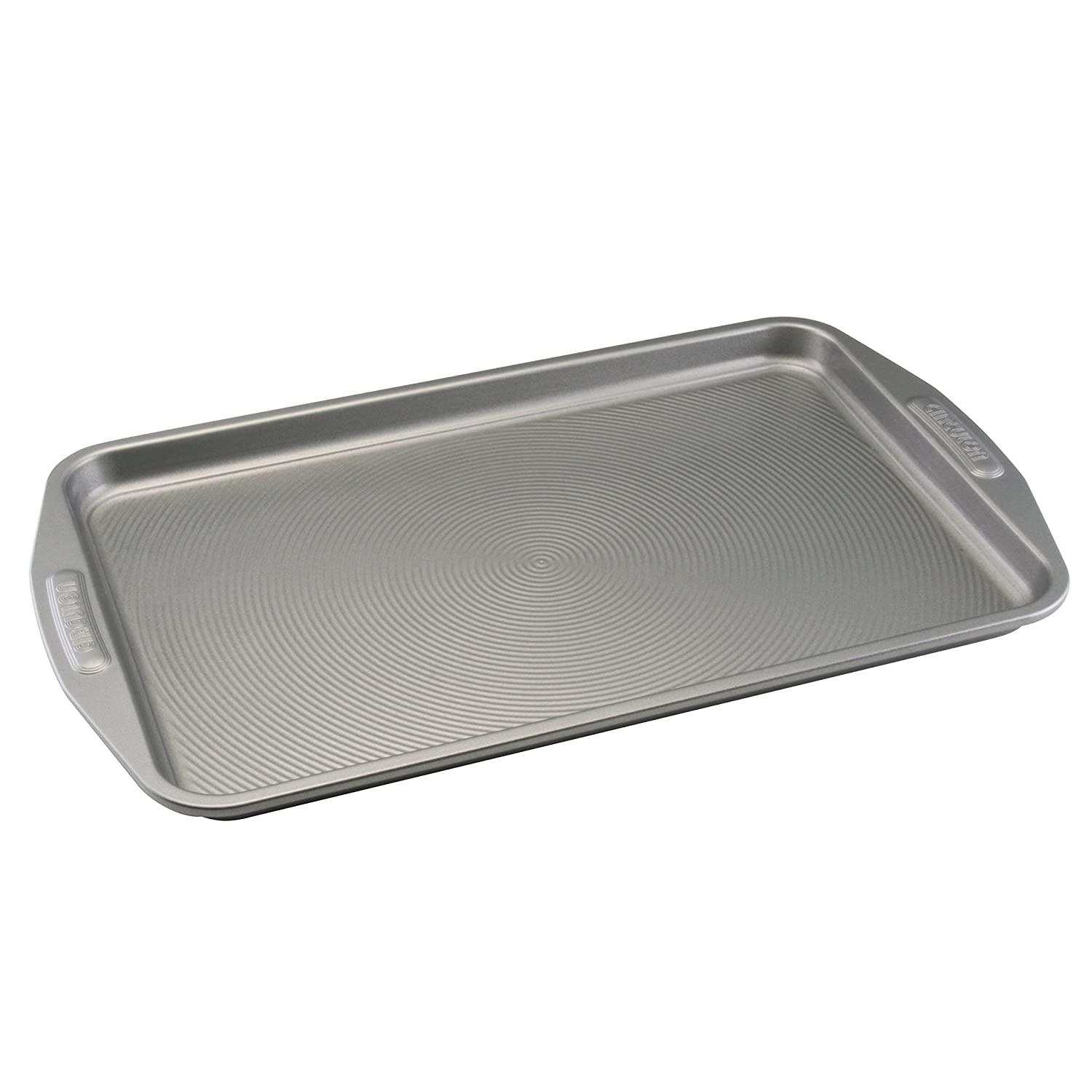 Circulon Nonstick Bakeware 11-Inch x 17-Inch Cookie Pan, Gray 51132
