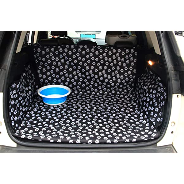 Quilted Pet Dog Heavy Duty Boot Liner Protector For Nissan Qashqai 2007-2013