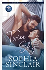 Twice Shy: A smart and steamy soulmates story. (Small-Town Secrets series Book 3) Kindle Edition