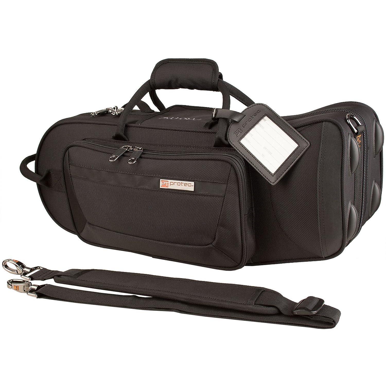 Protec Trumpet Travel Light PRO PAC Case, Black PB301TL