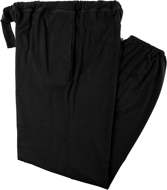 Hombre Zshow Pantalones De Yoga Para Hombre Pantalones Casuales De Algodon Suave Pantalones De Pijama De Punto De Gran Tamano Pantalones Entrenamiento Gimnasio Interior Pantalones De Secado Rapido Ropa Terenowiec Com
