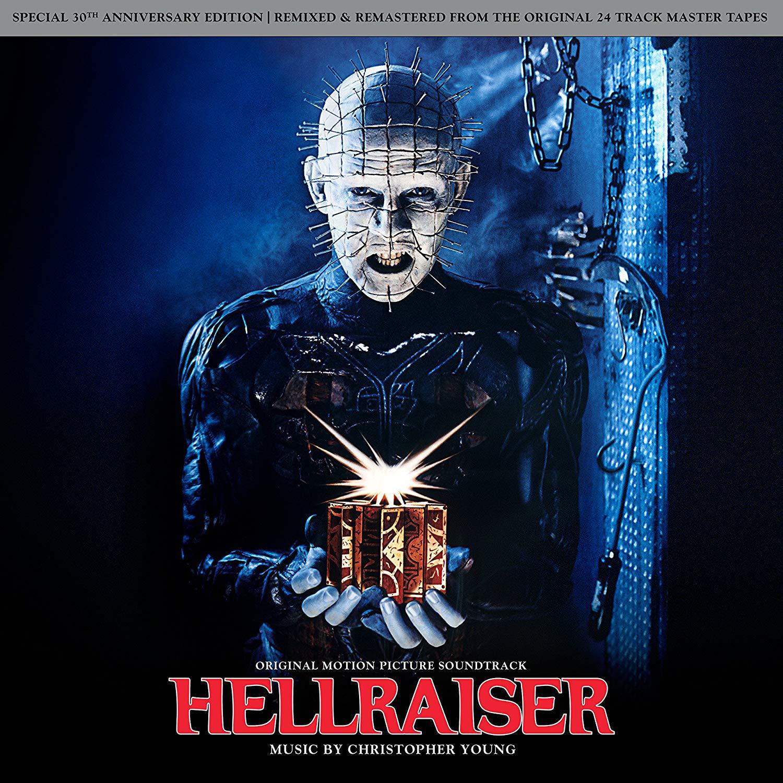 Cassette : Christopher Young - Hellraiser (original Motion Picture Score) (Cassette)