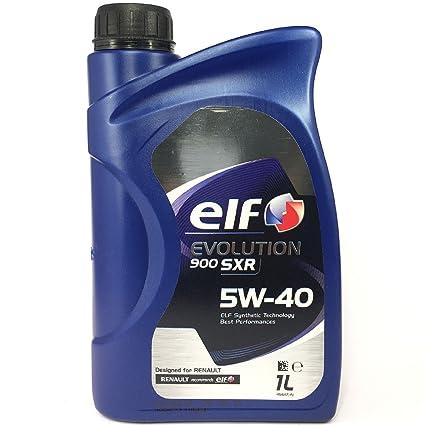 Elf ELEV5401 Evolution 900 SXR 5W40 1L