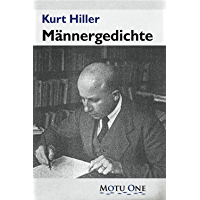 Männergedichte (German Edition) book cover