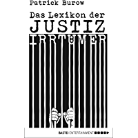 Das Lexikon der Justizirrtümer (German Edition) book cover