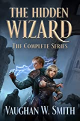 The Hidden Wizard: The Complete Series Kindle Edition