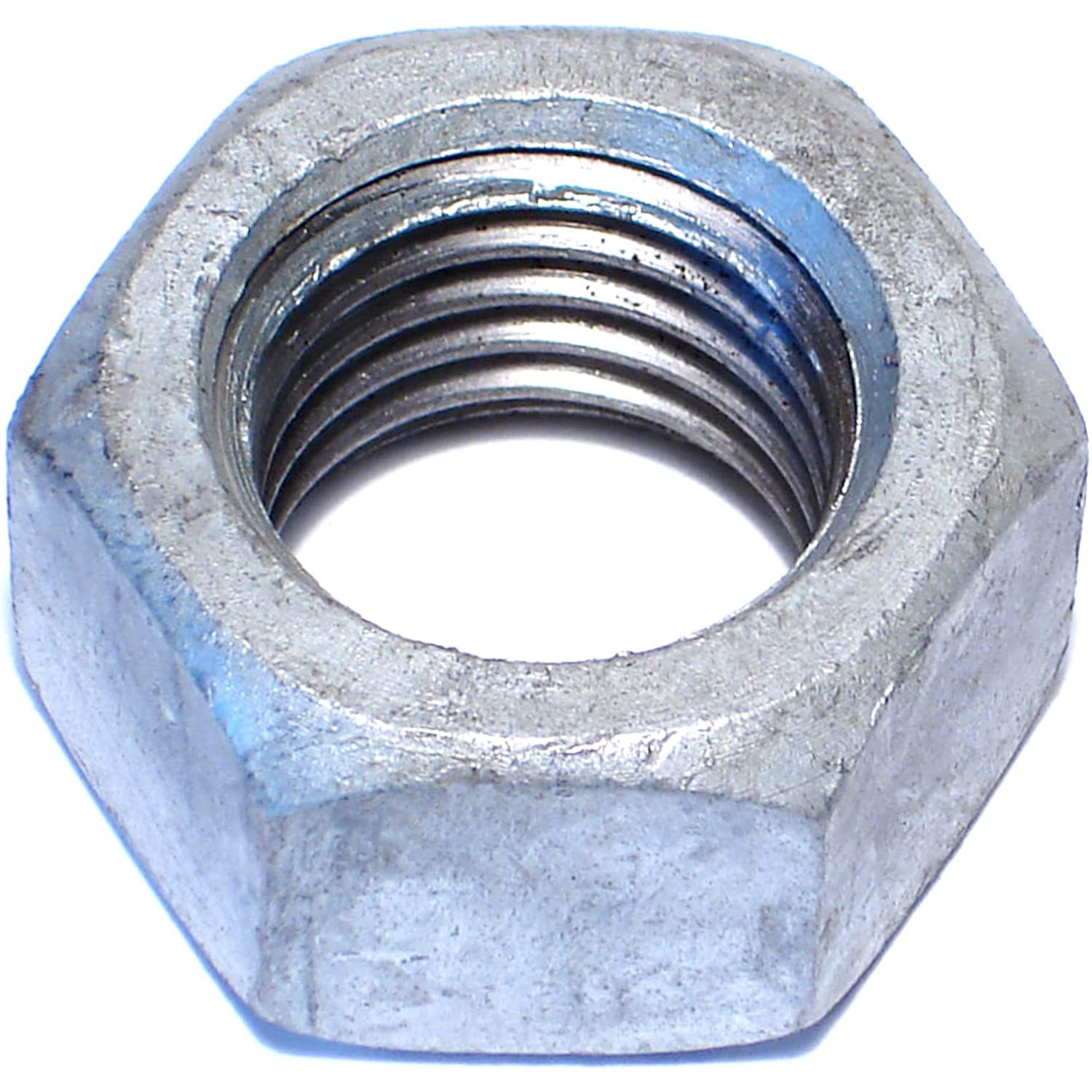 Piece-90 1-8 Hard-to-Find Fastener 014973148669 Coarse Finished Hex Nuts