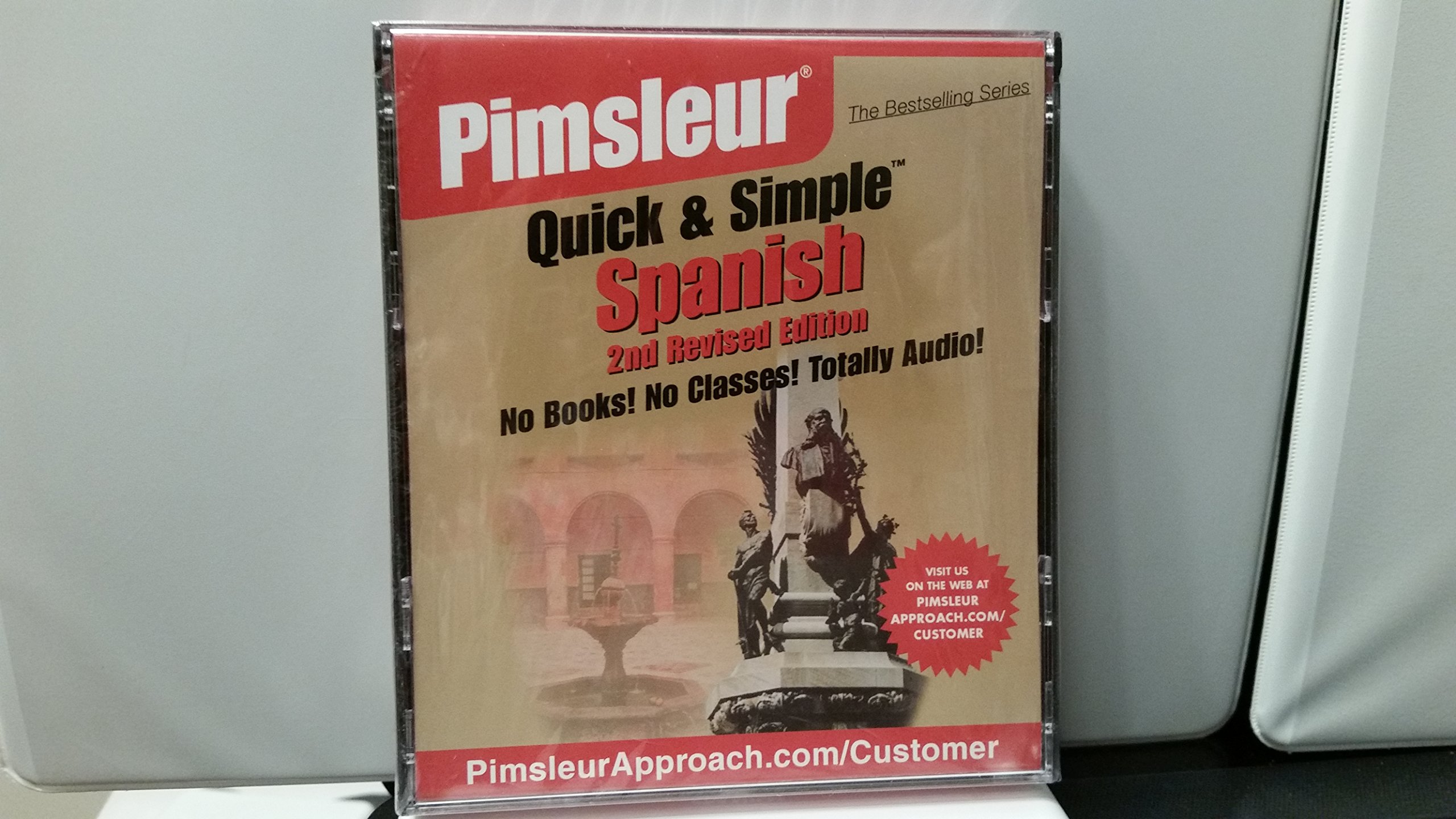 Learn Spanish Dr Paul Pimsleur product image