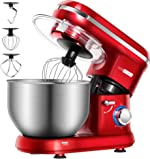 VIVOHOME Stand Mixer, 650W 6 Speed 6 Quart Tilt-Head Kitchen Electric