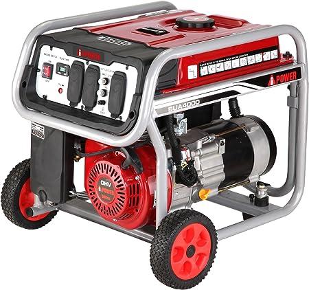 Amazon.com: A-iPower 4,000w Generador eléctrico ...