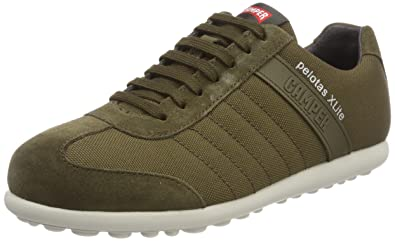 Camper Men s Pelotas XL Oxfords Green  Amazon.co.uk  Shoes   Bags d105feb015c0