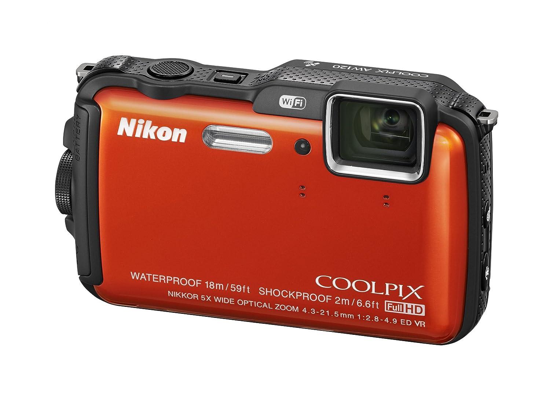 Nikon COOLPIX AW120 - Cámara Digital: Amazon.es: Electrónica