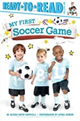 My First Soccer Game Kindle Edition