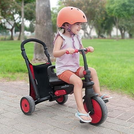 SMARTRIKE- smarTfold 300 Triciclo Plegable para bebé, Color ...