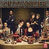 Official Outlander 2018 Wall Calendar
