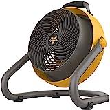 Vornado 293 Large Heavy Duty Air Circulator Shop Fan, Yellow