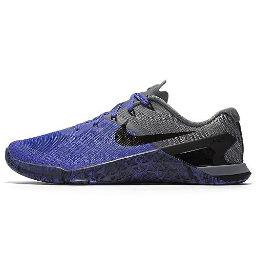 Nike Women s Metcon 3 Training Shoe PERSIAN VIOLET BLACK-COOL GREY 6. 5   Amazon.in  Shoes   Handbags 72af5aa27
