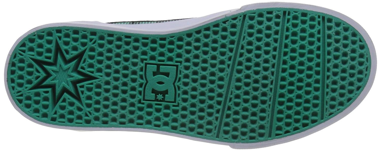 DC Trase Slip-On SP Skate Shoe TRASE SLIP-ON SP SKATE SHOE Little Kid//Big Kid K