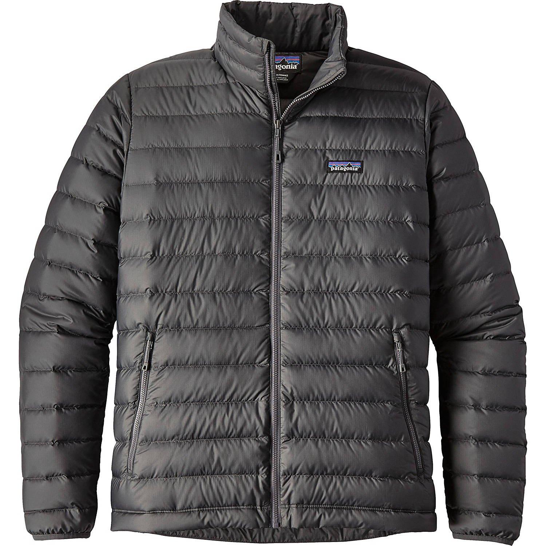 パタゴニア アウター ジャケット&ブルゾン Mens Down Jacket Forge Grey [並行輸入品] B075DY1HF3