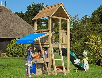 Jungle Gym Club Mini Market Verde Oscuro Parques Infantiles de ...