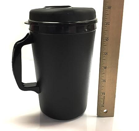 Foam Insulated 2 34 Black Thermoserv Oz1Blueamp; Coffee Mugs TKlF1Jc