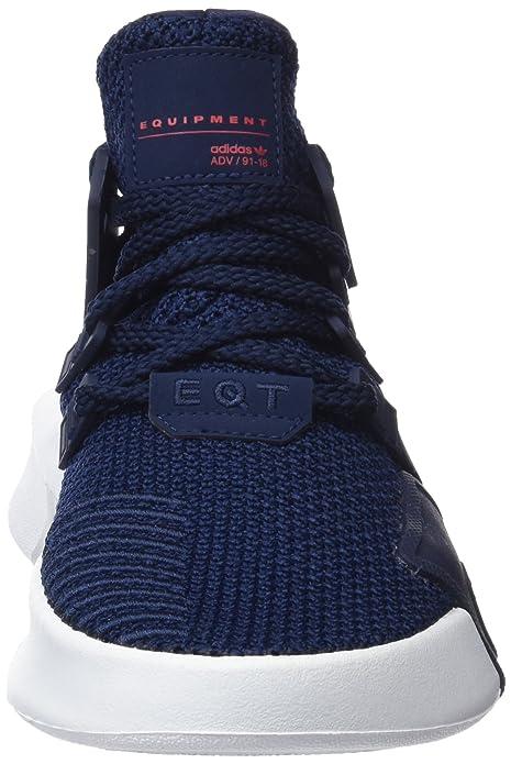 adidas EQT Bask ADV, Chaussures de Fitness Homme, Bleu (Maruni/Maruni/Correa 000), 41 1/3 EU