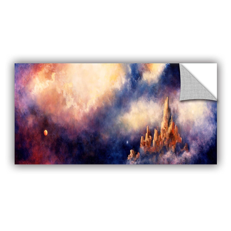 12 by 24 ArtWall Marina Petros Dreaming Sedona Art Appeelz Removable Wall Art Graphic