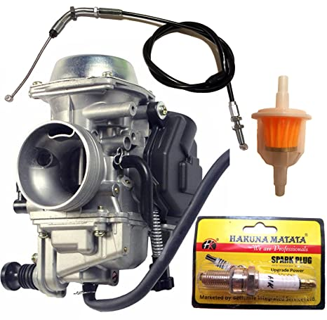 amazon com carburetor honda trx450es foreman 1998 1999 2000 2001 rh amazon com