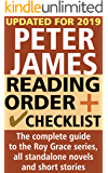 Peter James Reading Order and Checklist: The complete guide to the Roy Grace series, all standalone novels and short stories