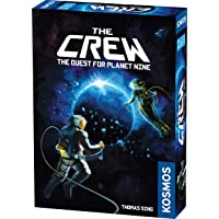 The Crew | A Cooperative Space Adventure Card Game for 3 to 5 Players  | A KOSMOS Game | Embark on 50 Missions as a Team in Your Quest for Planet Nine | Ages 10 and up | Trick-Taking Game