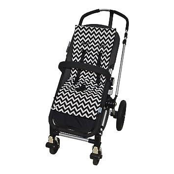 Amazon.com: Reversible Lujo Memory Foam carriola Liner ...