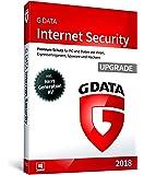 G DATA Internet Security 2018 Upgrade für 3 Windows-PC