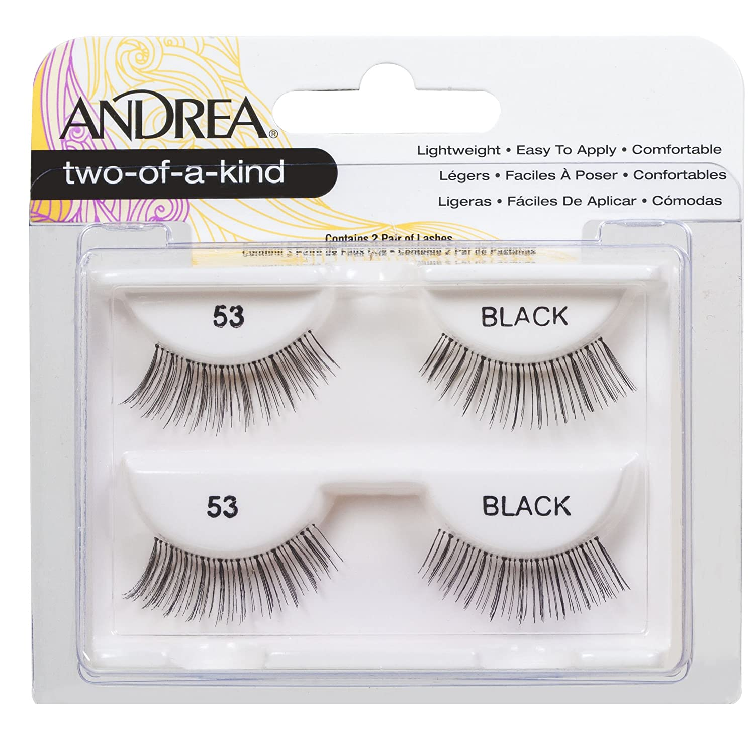 5843c7bb429 Andrea ModLash Strip Lash #53, Andrea Mod Strip Lashes - Madame ...