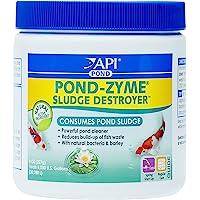 API Pond-Zyme Sludge Destroyer Pond Cleaner with Natural Pond Bacteria & Barley