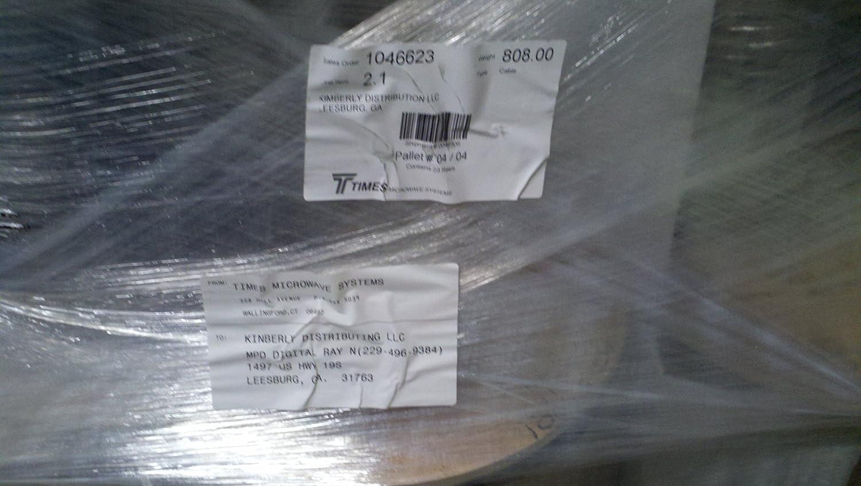Veces microondas LMR400 Bulk carretes de Cable coaxial | LMR ...
