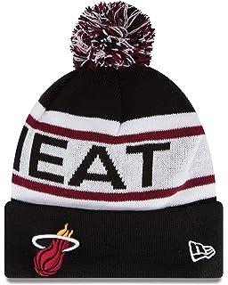 ef1acb6b60c NBA New Era Biggest Fan Redux Knit Beanie with Pom