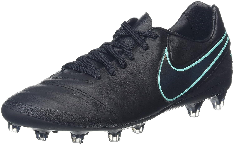 8c200df68b1ae Amazon.com | Nike Men's Tiempo Legacy Ii Ag-Pro Black/Hyper ...
