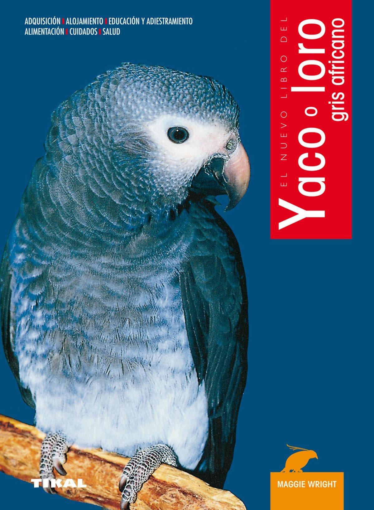 Yaco O Loro Gris Africano, Nuevo Libro: Amazon.es: Maggie Wright ...