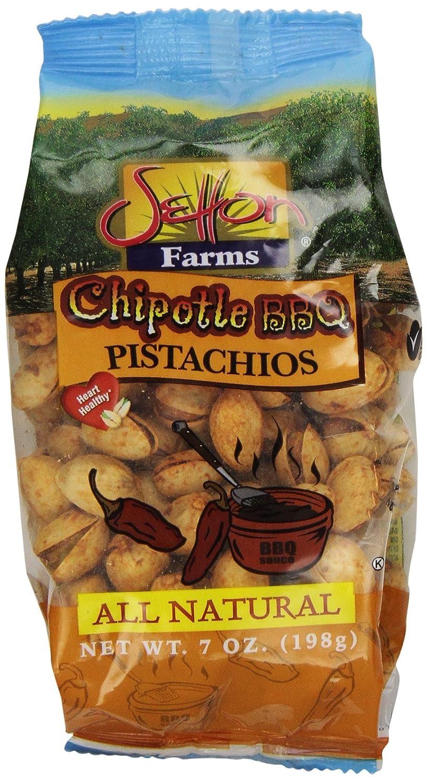 Setton Farms 7 OZ Chipotle BBQ Flavored Pistachios