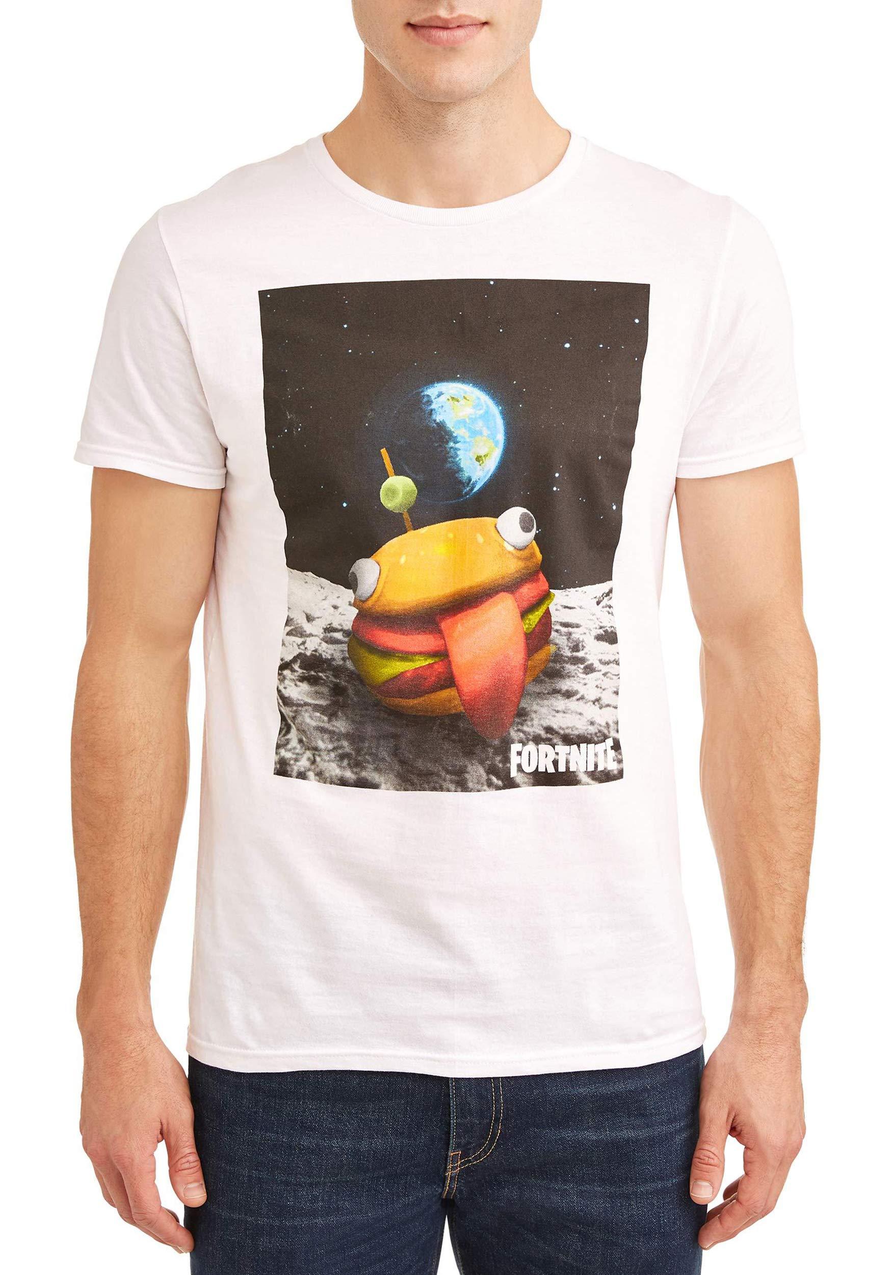 Durrr Burger Beef Boss Outer Space T Shirt 3409